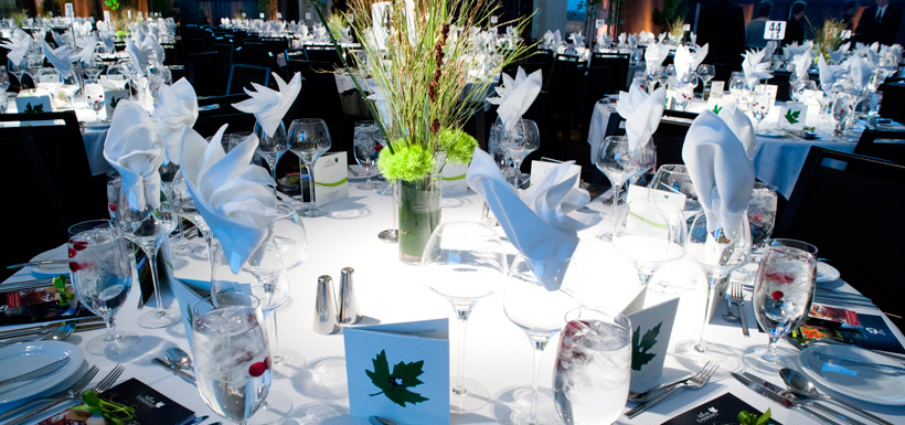 Alberta Region's 50th Anniversary Gala (Photo by Gilmour Photography)