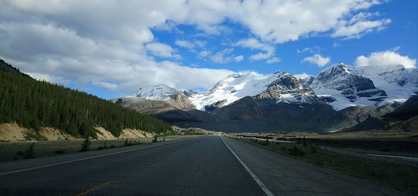 Icefields Parkway (Photo by Adam Hunter/NCC staff)