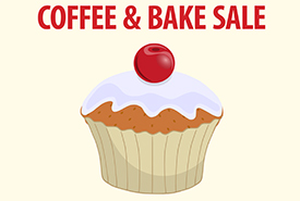 Coffee & Bake Sale