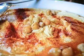 Hummus (Photo de Basheer Tome)