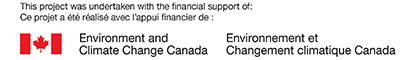 Funding provided by Environment and Climate Change Canada