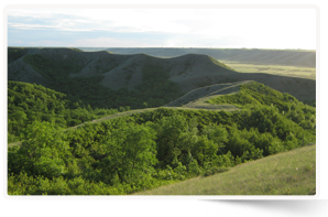 Qu'Appelle Coulee, SK (Photo by NCC)