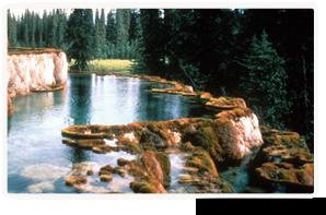 Coal River Springs, Yn (Photo de CNC)