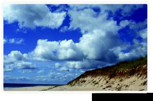 Dunes Basinhead, Î.-P.-É. (Photo de Douglas Leitch)
