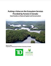 Putting a Value on the Ecosystem Services cover