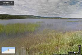 Vallée Codroy, Terre-Neuve-et-Labrador (Google Streetsview)