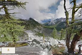 Darkwoods, Colombie-Britannique (Google Streetsview)