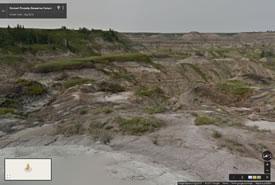 Propriété Nodwell, Alberta (Google Streetsview)