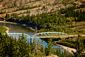 Fyten-Lea, Red Deer River Natural Area, AB (Photo by NCC)