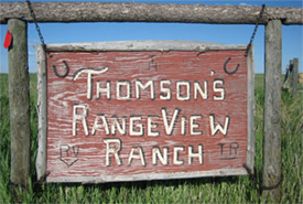 Thomsons Rangeview Ranch (Photo courtesy Rangeview Ranch)