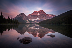 Shadow Lake, Alb. (Photo de Paul Zizka)