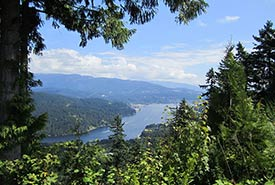 Burrard Inlet (Photo by Wikimedia Commons)