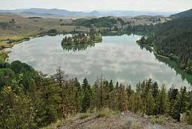 Lac du Bois (Photo by NCC)