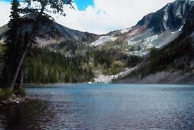 Wolf Lake (Photo by John Anonby)