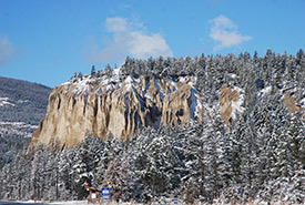 Dutch Creek Hoodoos, BC (Photo by NCC)