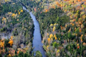 Bartholomew River, Miramichi, NB (Photo by Mike Dembeck)