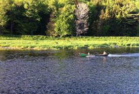 Bassin versant de la rivière Meduxnekeag, près de Woodstock, Nouveau-Brunswick (Photo de CNC)