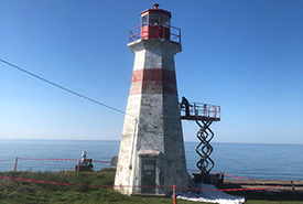 Musquash Head Ligthouse (photo by Kevin Berriault)