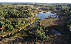 Chignecto Isthmus (Photo by Mike Dembeck)