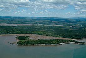 Musquash Estuary, New Brunswick (Photo by Ron Garnett)