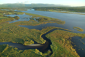 Codroy River Estuary, NL (Photo by Mike Dembeck)