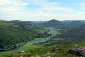 Grassy Place, Newfoundland and Labrador (Photo by NCC)
