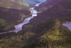 Lloyds River, Newfoundland and Labrador (Photo by NCC)