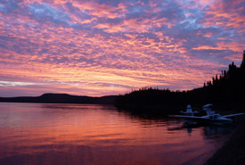 Lac Namaycush, Terre-Neuve-et-Labrador (photo de Jon Feldgajer)