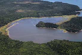 Musquash Estuary (photo by Mike Dembeck)