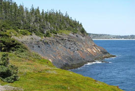 Gaff Point, Nova Scotia (Photo by NCC)