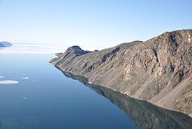 Inlet around Lancaster Sound, NU © Parks Canada/Diane Blanchard