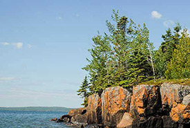 Powder Islands, Lake Superior, ON (Photo by Alan Auld)