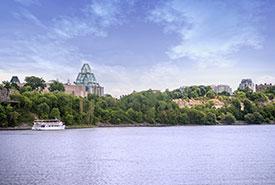 Ottawa River (Photo by Ottawa Tourism)