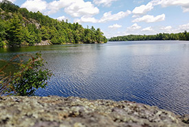 Lac Whitefish, Ont. (Photo de CNC)