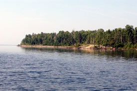 Caribou Island, ON (Photo by Alexander Paterson)