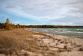 Cockburn Island, Manitoulin Island Archipelago, northern Lake Huron, ON (Photo by Mhairi McFarlane/NCC staff)