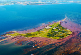Governors Island, Prince Edward Island (Photo by NCC)