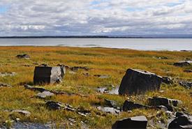 Pointe d'Argentenay, île d'Orléans, Quebec (Photo by NCC)