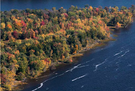 Kettle Island, Quebec (Photo by Mike Dembeck)