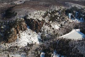 Réserve naturelle Alfred-Kelly, QC (Photo de CNC)
