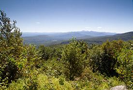 Green Mountains, QC (Photo by NCC)