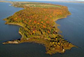 Réserve naturelle Jean-Paul-Riopelle, Québec (Photo de Claude Duchaîne)