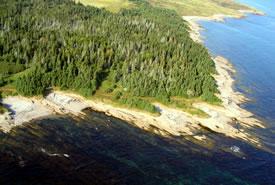 Pointe Verte, QC (Photo by Pierre Veillette)