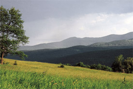Sutton Mountains, Quebec (Photo by NCC)