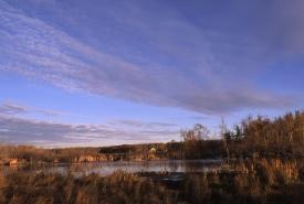 Aspen Parkland in the fall, Saskatchewan (Photo by Don and Karol Dabbs)