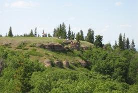 Cypress Uplands, Saskatchewan (Photo by NCC)