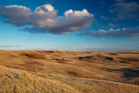 Missouri Coteau, Saskatchewan (Photo by Branimir Gjetvaj)