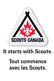 (Courtesy Scouts Canada)