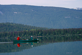 A summer spent on the Bowron Lake Canoe Circuit (Photo courtesy of Duncan Dube)