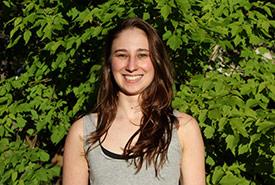 Molly Dube (Photo courtesy of Molly Dube)